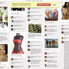 infinite scrolling pinterest