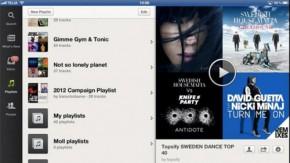 Spotify iPad-App wird weltweit ausgerollt