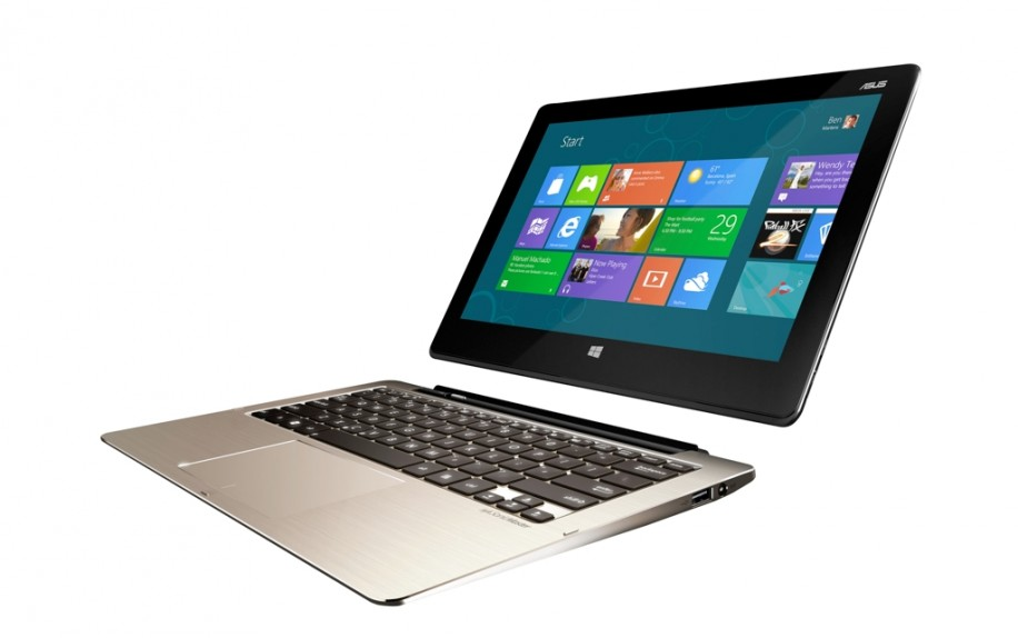 ASUS_Transformer_Book-windows 8_computex_2012 (Bild: Asus)