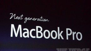 WWDC 2012: Apple bringt ultradünnes neues MacBook Pro mit Retina-Display