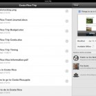 Google Drive iOS iPad 2