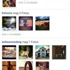 Instagram iOS follow