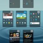 Samsung Galaxy S3 Screenshot touchwiz homescreens