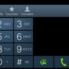 Samsung Galaxy S3 telefonie