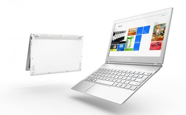 Acer Aspire S7 (Bild: Acer)