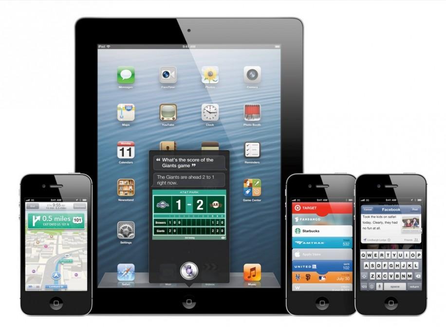 Mit iOS 6 führt Apple viele Neuerungen ein. Dazu gesellt sich auch ein App Store Redesign. (Bild: Apple).