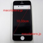 iphone 5 front panel macotakara 1