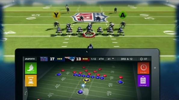 Xbox SmartGlass: Die Funktionalität in Games erinnert stark an den Tablet-Controller der Wii U