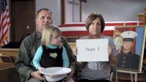 Schock-Werbespots von AT&T warnen vor SMS am Steuer