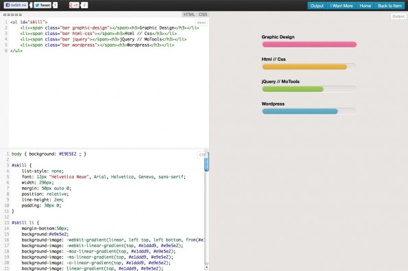 CSSDeck CodeView