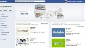 Kritik am App-Center: Verbraucherschützer stellen Facebook ein Ultimatum