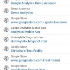 Google Analytics Android 7