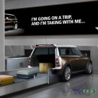 GuerillaMarketing MiniCooper