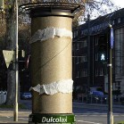 GuerillaMarketing billboard laxative