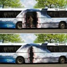 GuerillaMarketing shark bus