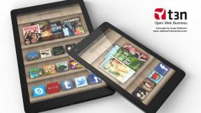 Kindle Fire 2: So könnte das neue Amazon-Tablet aussehen [Bildergalerie]