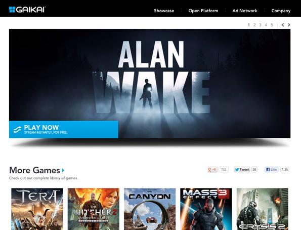 Cloud-Gaming: Sony kauft Gaikai für 380 Millionen US-Dollar