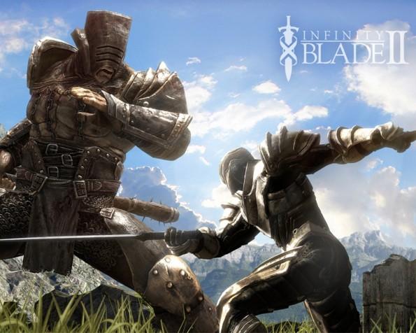 Infinity Blade 2:  Durchaus mit Core-Games auf stationären Konsolen vergleichbar