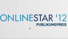 Onlinestar 2012: Alle Sponsoren unter den Gewinnern