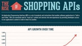 Shopping APIs im Überblick [Infografik]