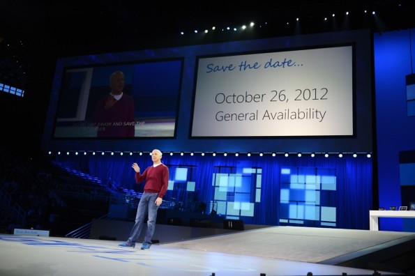 windows 8 release date sinofsky