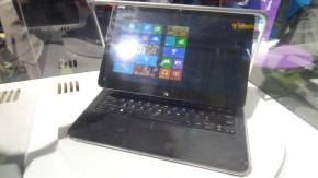 Dell XPS Duo 12: Flinker Full-HD-Convertible mit innovativem Doppelscharnier [IFA 2012]