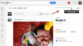 Google+: Du kontrollierst, was du liest und teilst