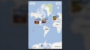 Instagram 3.0: Großes Update führt Foto-Karten mit Geo-Tagging ein