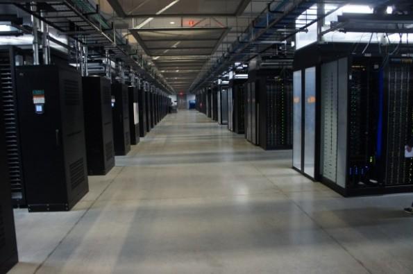 Auf beiden Seiten stehen die Facebook-Server. Quelle: GigaOm