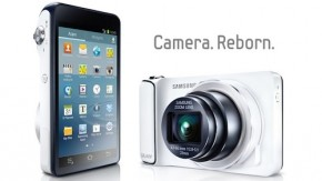 Samsung Galaxy Camera –  Android 4.1 Jelly Bean mit Megazoom [IFA 2012]