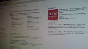 Websuche überarbeitet: Google+ Inhalte werden nicht mehr bevorzugt