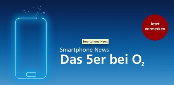 o2 iphone 5 vorbestellen