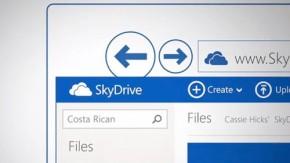 Microsoft SkyDrive im neuen Windows-8-Look – aufgeräumter, schneller