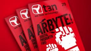 t3n Magazin 29 – Einblicke ins neue Heft, ab sofort lieferbar [Video]