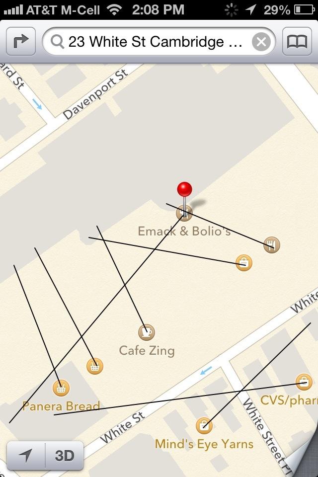 Gewinnt Apple-Maps am Ende doch gegen Googles Kartenlösung? (Bild: Apple)