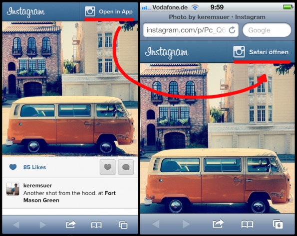 Instagram Redesign iPhone 3