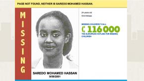 notfound.org: 404-Seiten in Anzeigen für vermisste Kinder wandeln