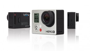 Action-Cam GoPro Hero 3 jetzt mit 4K-Auflösung und Superzeitlupe [Video]