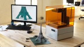 3D-Drucker für Jedermann sammelt über Kickstarter 2 Millionen US-Dollar