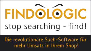 Sponsored Post: Findologic – Gutschein für innovative Suchlösung in Online-Shops