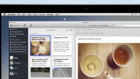 Evernote: Neue Mac-Version bringt 100 neue Features