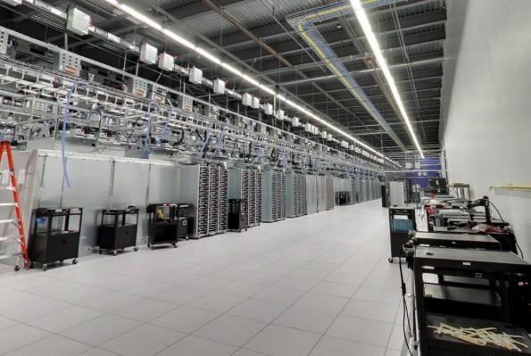 Ein Google-Rechenzentrum. (Foto: Google)