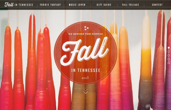 """Fall in Tennesse"": Ein Projekt zeigt all seine Facetten."