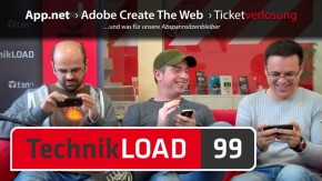 App.net, Netbot, Adobe Create The Web, Verlosung [TechnikLOAD 99]