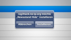 Unerwünschte Standard-Apps in iOS 6 – so versteckst du sie ohne Jailbreak