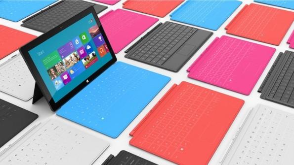 Das Microsoft Surface ist noch immer das dominierende Tablet mit Windows RT.