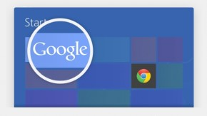 """""""Get your Google back"""" – so bekommt ihr Chrome und Suche in Windows 8 zurück"""