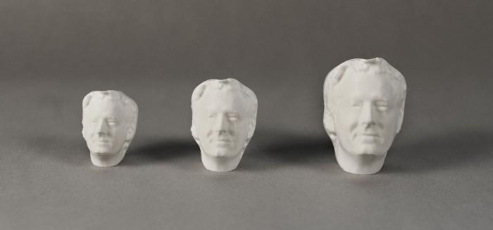 MakerBot 3D-Drucker: Modelle vom eigenen Gesicht (c) MakerBot