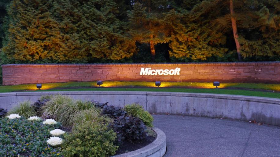 Microsoft: Schlechter Ruf, aber gute Kommunikation. (Foto: Moritz Stückler)