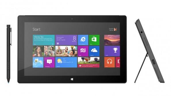Das Microsoft Surface Pro kommt im Januar zu Preisen ab 899 Dollar.
